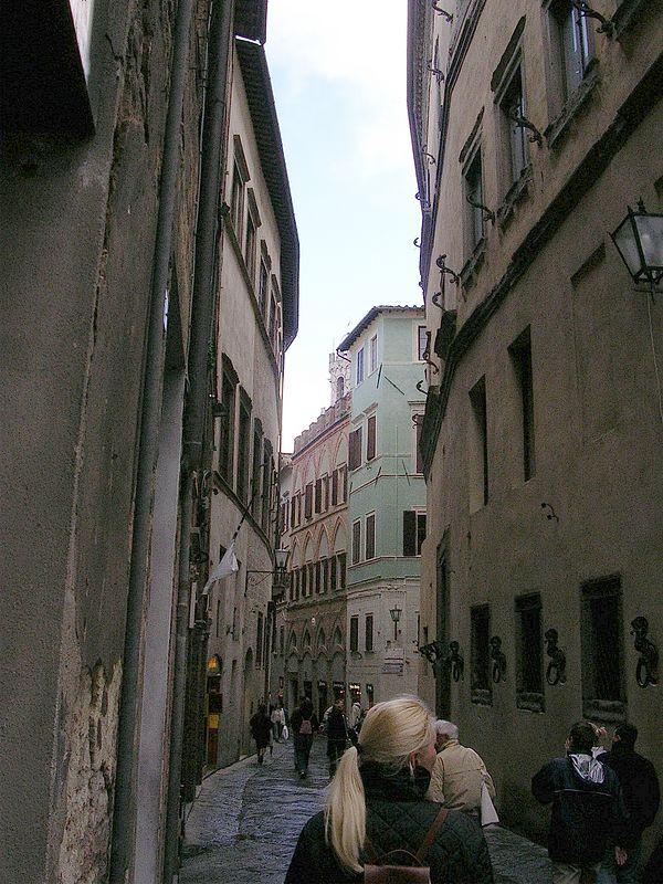 Siena Street.