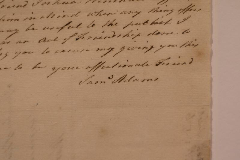 Same Adams Signature
