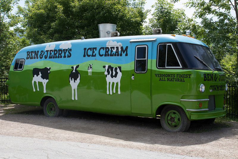 Ben and Jerry's, Vermont