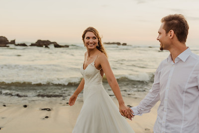 Honeymoon of Daniel&Stefanie