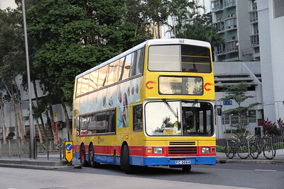 CTB 182 City One Sha Tin 1 Dec 11