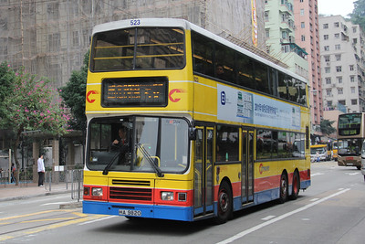 CTB 523 Kennedy Town Dec 11