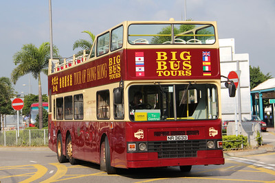 Big Bus HK 3 Central Nov 11