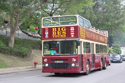 Big Bus HK 7 Repulse Bay Dec 11