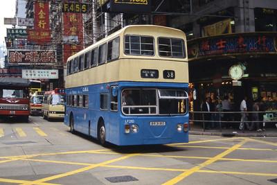 CMB LF210 Causeway Bay Oct 95