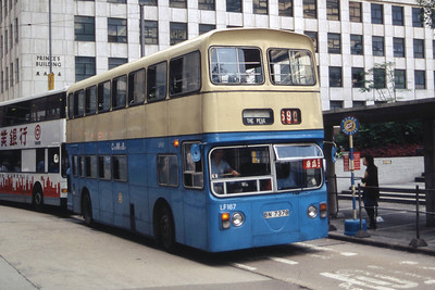 CMB LF167 Central Oct 95