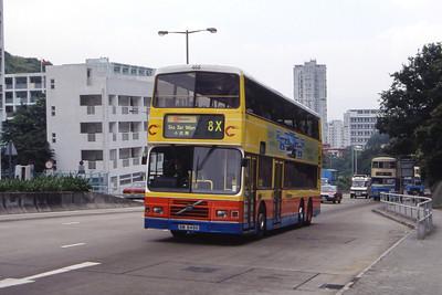 CTB 468 Chai Wan Hill Sep 98