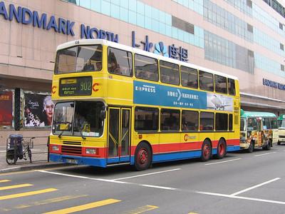 CTB 108 Sheung Shui Mar 06