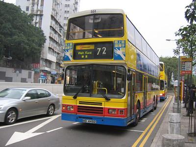 CTB 551 Aberdeen Mar 06