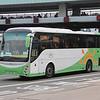 Sun Bus TD1721 Cross Harbour Tunnel Nov 15