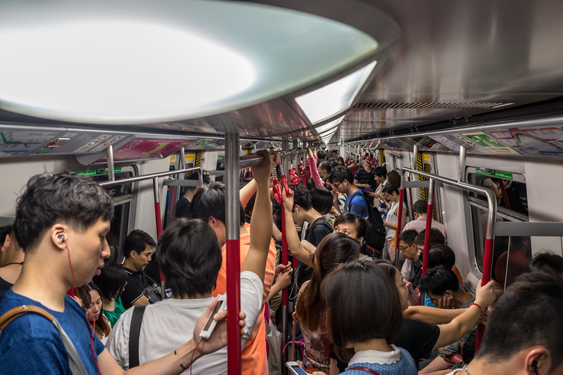 Hong Kong. Phone Obsession 2