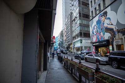 Hong Kong Alley