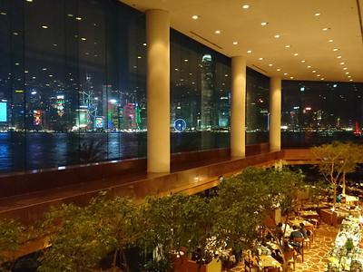 Hong Kong from the Interconti