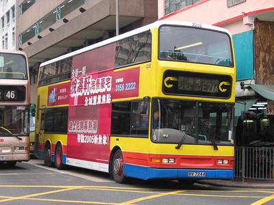 CTB 2232 Cheung Sha Wan Mar 05