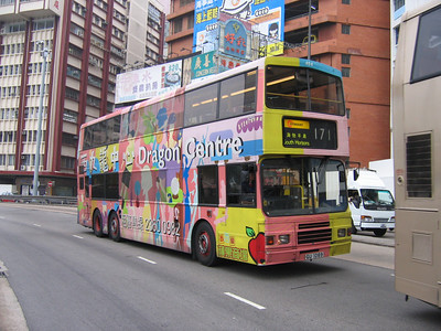 CTB 454 Cheung Sha Wan Mar 05