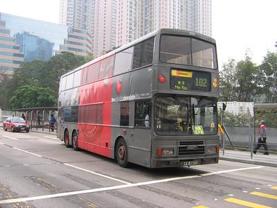 CTB 354 Cheung Sha Wan Mar 05