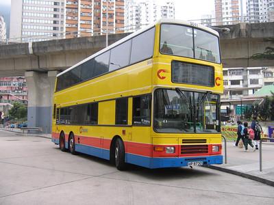 CTB 9041 Shau Kei Wan Mar 05