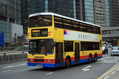Hong Kong Bus Routes