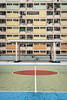 The recreation facility at the Choi Hung Estates in Kowloon, Hong Kong, China, Asia.