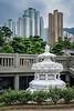 The Nan Lian Garden in Diamond Hill, Kowloon, Hong Kong, China, Asia.