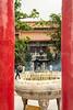 The Po Lin Monastery on Lantau Island, Hong Kong, China, Asia.