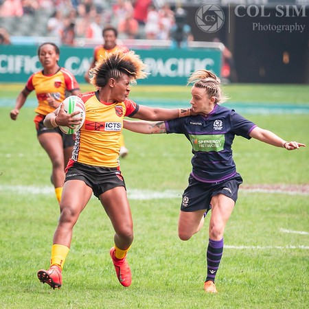 Hong Kong Rugby 7's 2019 - Day 1