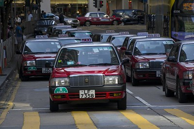 Transport section first.  The amazingly cheap city taxis