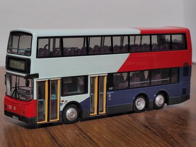 80M 38704 MTR Dennis Trident 10.6m ALX500