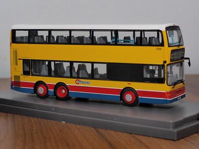 80M 39603 (CM065) Citybus Dennis Trident 10.6m Alexander ALX500