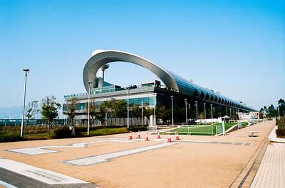 啓德郵輪碼頭 Kai Tak Cruise Terminal.