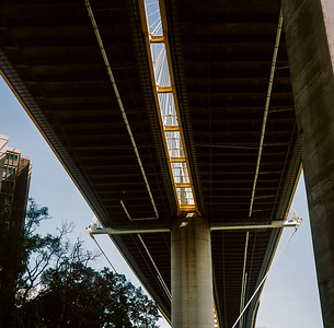 汀九橋  Ting Kau Bridge