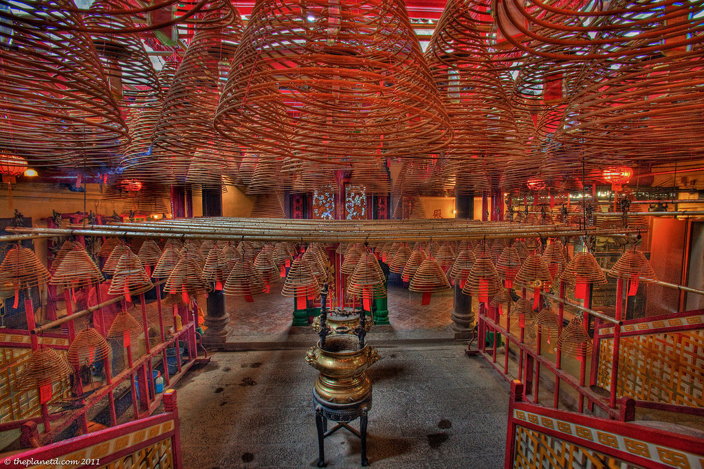 Man Mo Temple Best of Hong Kong
