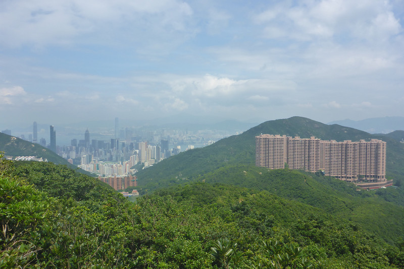 Hiking on Hong Kong Island