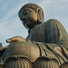 The Big Buddha of Lantau Island