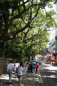 Haiphong Road, Kowloon.