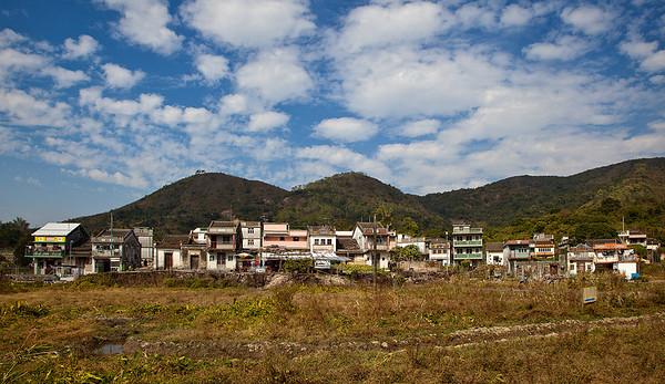 Village at Luk Kan, New Territories, Hong Kong