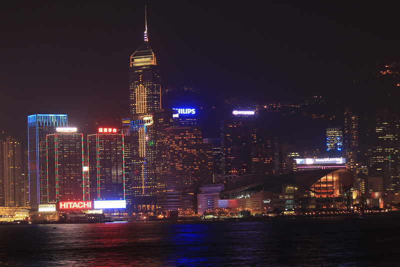 Hong Kong Convention and Exhibition Centre, Hong Kong Island