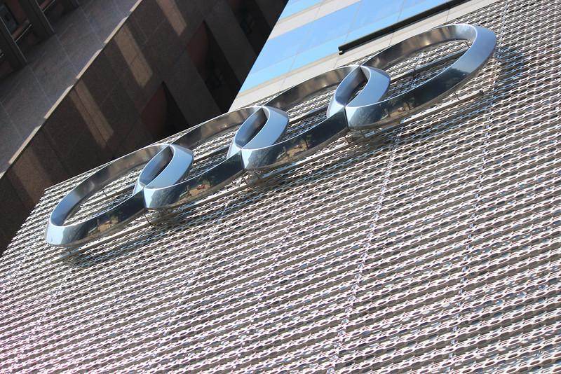 Audi Dealership, Kowloon, Hong Kong