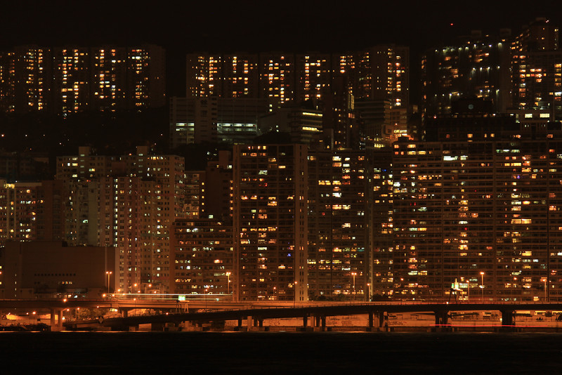 Causeway Bay Residential Area, Hong Kong Island