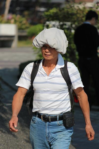 Latest in Fasion Headware, Tsim Sha Tsui Promenade, Hong Kong