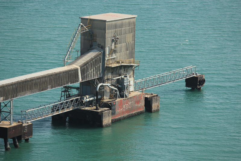 Old Cement Works, Sok Kwu Wan, Lamma Island, Hong Kong