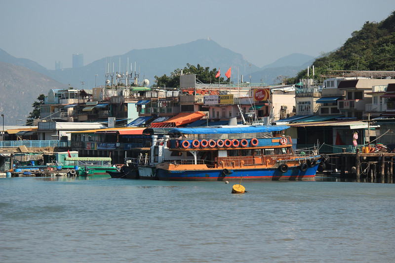 Floating fishing village, Sok Kwu Wan, Lamma Island, Hong Kong
