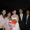 Ada's wedding -- Mary, Anne, Ada, Kenneth, me