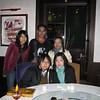 Monica, me, Stella, Polly, Winnie