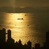 Sunset over Hong Kong West (43807253)
