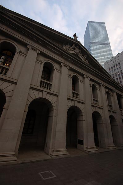 Old legislative building.