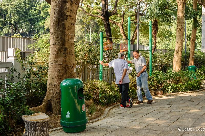 Bird Talk at the Bird Park