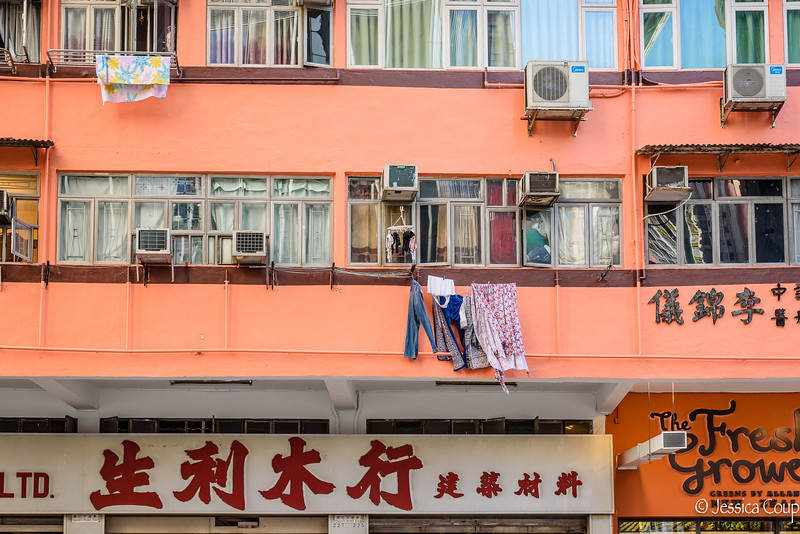 Laundry Above the Shop