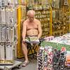 Night Market Seller