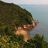 View along the trail from Yung Shue Wan to Suk Kwu Wan